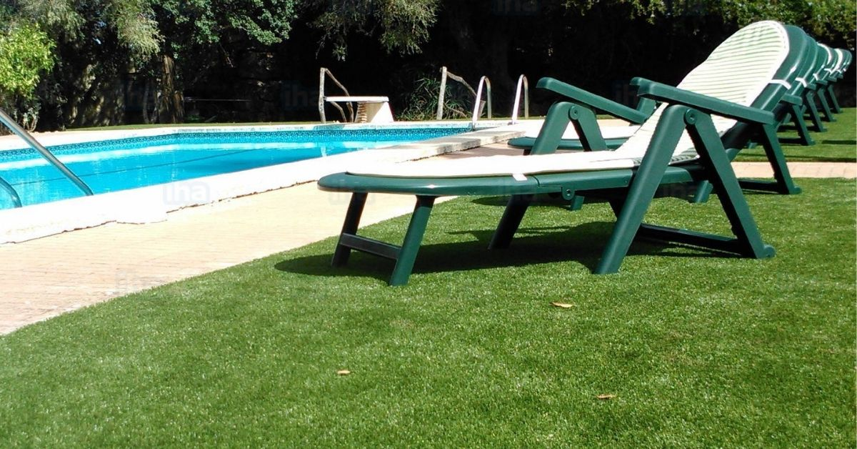 Sun Shelf Pool Chair